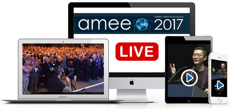 Watch AMEE LIVE from Helsinki
