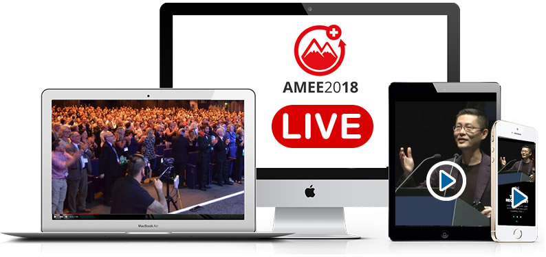Watch AMEE LIVE from Basel