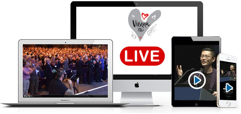 Watch AMEE LIVE from Vienna
